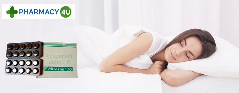 Take Nitrazepam 10 mg Tablets for Nightly Sleep