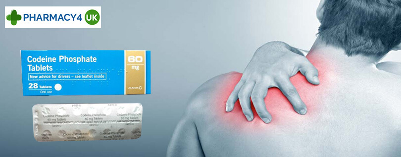 Kill Pain with Codeine Phosphate 60 mg Tablets