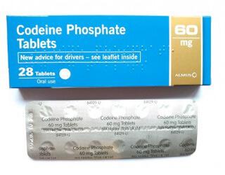 Codeine Phosphate 60 mg