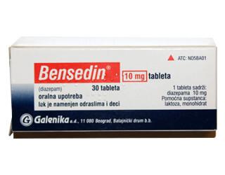 Diazepam 10 mg (Valium)