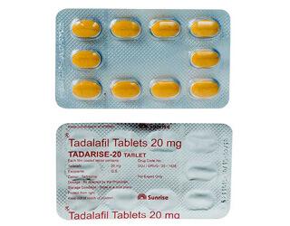 Tadalafil Tablets 20 mg