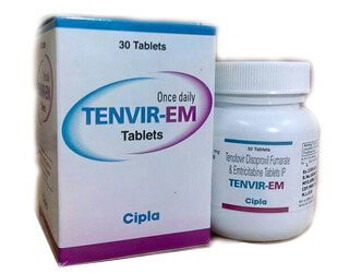 Generic Truvada PrEP Treatment