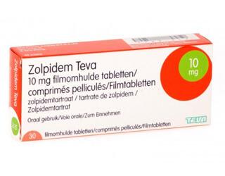 Zolpidem Tartrate 10 mg (Ambien)